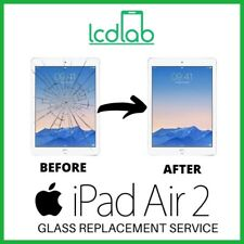 Apple iPad Air 2 A1566 A1567 LCD/ Cracked Glass Screen Replacement Service