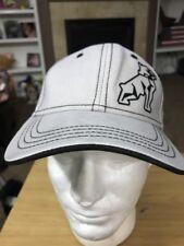Mack Diesel Trucks Bulldog Hood Ornament Grey Baseball Cap Hat