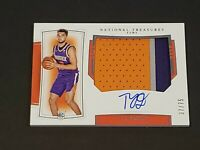 2019 National Treasures /75 Ty Jerome True RPA RC Auto Rookie Autograph
