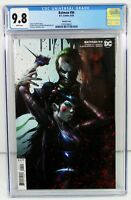 BATMAN #94 CGC 9.8 NM/MT Mattina JOKER & PUNCHLINE Variant Cover DC Comics 2020
