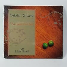 Two Peas in a Pod by Bertram Levy Kirk Sutphin with Eddie Bond CD 2013