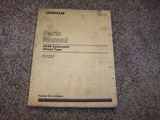 Caterpillar Cat 224B Excavator 3116 Engine 7Wf1- 4Tf1- Parts Catalog Manual