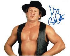 Wwe Wwf Cowboy Bob Orton Autograph Autographed Signed 8X10 Photo