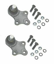 FOR PEUGEOT 306 1998 - 2002 FRONT LOWER BALL JOINT PAIR LEFT AND RIGHT X 2