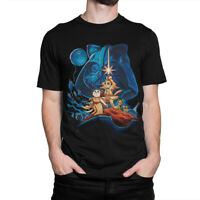 Star Wars Cats Funny Art T-Shirt, Premium Cotton Tee