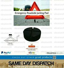 Emergency Roadside Jacking Adapter for your Scissor or Trolley Jack Safety First