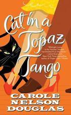 Cat in a Topaz Tango: A Midnight Louie Mystery Midnight Louie Mysteries
