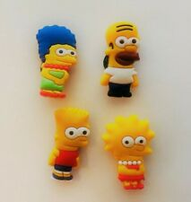The Simpsons Shoe Charm Set