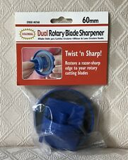 Colonial Dual Rotary Blade Sharper For 60mm Blades Stock #5760