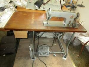 Pfaff Industrial Sewing  Machine  and accessories– Model No. 434-06-18