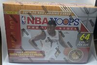 2019-20 Panini NBA Hoops Premium Stock Mega Box 64 Cards! BRAND NEW SEALED