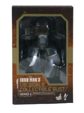 Hot Toys Iron Man Mark XLI Shotgun Armor 1/6 Scale Collectible Bust Limited New