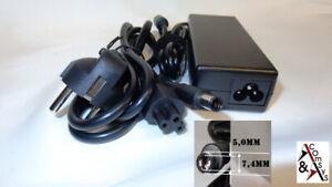 Netzteil 19V 4.74A 90W für HP Laptop Pavilion DV7 G7 DV6 DV5 DV4 G72 2000 7.4mm