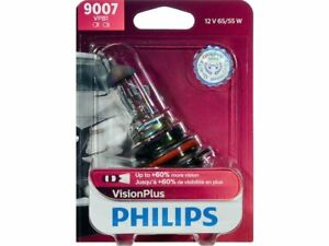 For 2002 Lincoln Blackwood Headlight Bulb High Beam and Low Beam Philips 76985GG