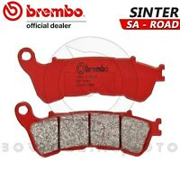 PASTIGLIE FRENO ANTERIORI BREMBO SINTER HARLEY DAVIDSON X 1200 FORTY-EIGHT 2014