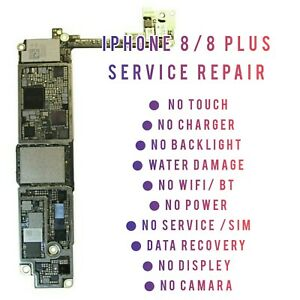 iPhone 8/8plus - Motherboard  Repair Service