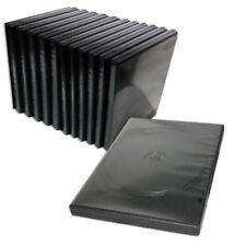 Lote de 25 ESTUCHES DVD negros
