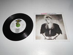 Mandy - I just can´t wait (1987) Vinyl 7` inch Single Vg ++