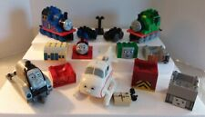 LEGO DUPLO Thomas the Tank Engine & Friends Train Parts Lot w/Sir Topham