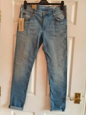 BNWT Tom Tailor Men's Skinny Culver Denim Jeans Size W35 L32 RRP £45