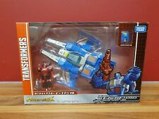 Topspin Transformers Takara Tomy Legends LG 66 with Target Master Peacemaker