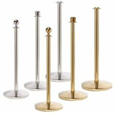 Barrier Posts.Posts for Ropes.Queue Solutions.Post.Ropes VIP Entrance. Stanchion