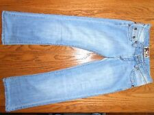 Girls Women s DSQUARED2 Pagoda jeans 28 x 28 Indian Hunter w Bow and Arrow