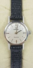 Omega Geneve Stainless Steel  Swiss Ladies Cocktail Watch cal 485 Ref 511.238