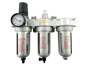 "3/8"" Compressed Air Filter Regulator/Desiccant Dryer/Coalescing Filter Auto"