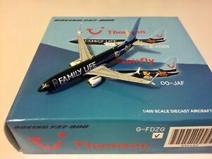 1/400 JC Wings B787-800 TUI G-FDZG