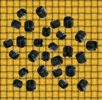 6-48 Plug Screws and 8-40 Plug  Screws  (12 Pack  of Each)    NEW  **