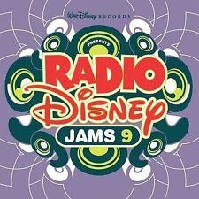 Radio Disney Jams 9, Radio Disney, Good CD+DVD