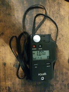 Polaris Belichtungsmesser Polaris Flash Meter für Analoge Fotografie Mit...
