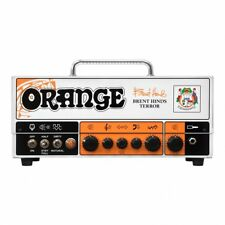 Orange BRENT HINDS TERROR ALL VALVE AMP HEAD  -   Ships FREE U.S.