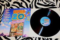 V.A. Super 20 Starlights LP La Bionda Boney M Eruption Dee D Jackson   etc