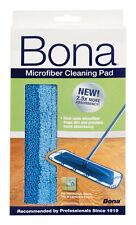 Bona  Microplus  4 x 15  Mop Pad  Microfiber  1 pk