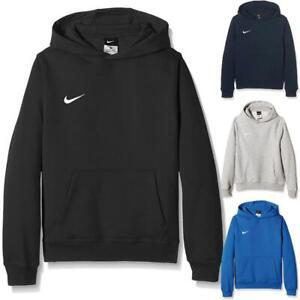 Nike Club Fleece Kinder Hoodie Jungen Mädchen Sweatshirt Kapuzenpullover