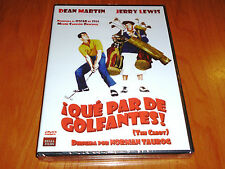 THE CADDY / QUE PAR DE GOLFANTES - Dean Martin / Jerry Lewis - Precintada