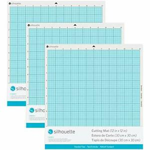 Silhouette Cameo Cutting Mat 3 Pack