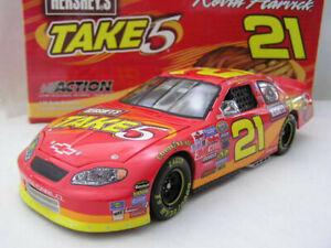 Kevin Harvick 21 Hershey's Take 5 Chevrolet Monte Carlo Busch Series Nascar 1:24