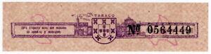 (I.B) Portugal Colonial Revenue : Macau Tobacco Duty