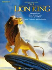 Disney Der König der Löwen The Lion King Piano Solos Soundtrack Klavier Noten