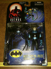 Batman The New Adventures Animated Series Insect-Body Mr. Freeze Figure Kenner