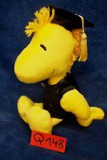 Peluche n°Q148: WOODSTOCK GRADUATE (copain de Snoopy) 20 cm env. marque HALLMARK