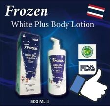 Frozen White Plus Body Whitening Lotion 10x Whitening 500ml AUTHENTIC