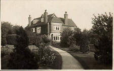 Upper Caterham photo. House by W.T. Cook, 15 High Street, Upper Caterham. Garden