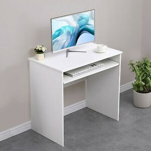 Small Computer Desk Laptop Pc Study Writing Table Home Office Desk Workstation