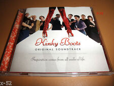 KINKY BOOTS movie CD soundtrack JAMES BROWN lyn collins DAVID BOWIE nina simone