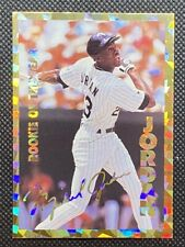 1993-4 Stadium Sports MICHAEL JORDAN Rookie of the Year  Gold Foil BASEBALL CARD