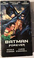 Batman Forever (VHS, 2000)